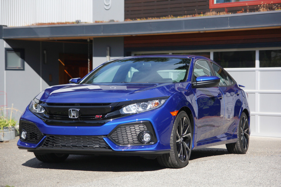2017 Honda Civic Si - What's The Point?