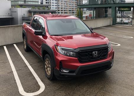 2021 Honda Ridgeline Sport w/HPD Package - So Good, We're Buying One