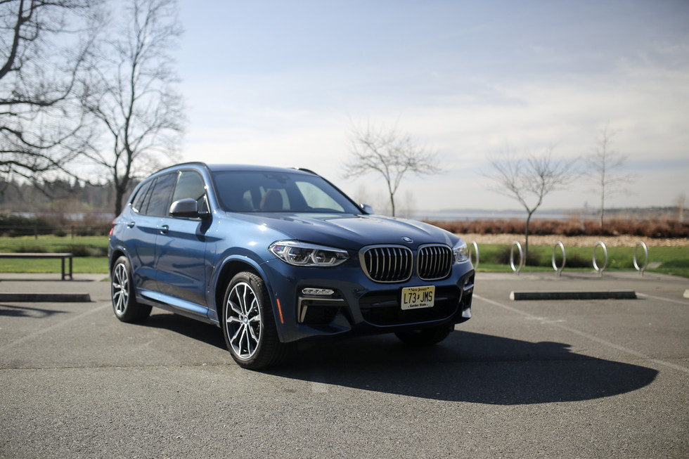 2018 BMW X3 M40i - A Return To Form For BMW
