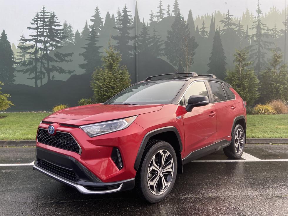 2021 Toyota RAV4 Prime - The Most Compelling RAV4 To-Date