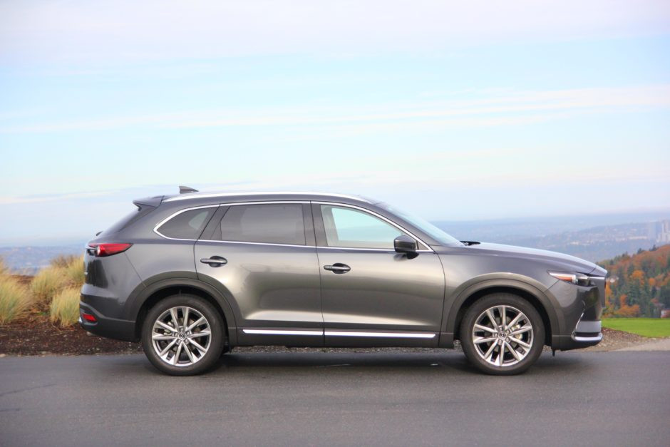 2017 Mazda CX-9 – Zoom-Zoom Spirit In Its Most Sophisticated Form
