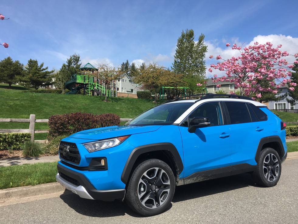 2019 Toyota RAV4 Adventure - As Close As the RAV4 Gets to a TRD Version...For Now