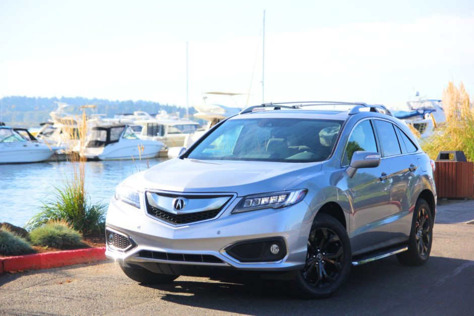 2017 Acura RDX – Not Just Another Pretty Face