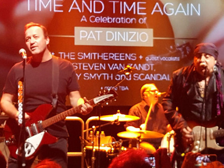 A Big Thank You From the Smithereens