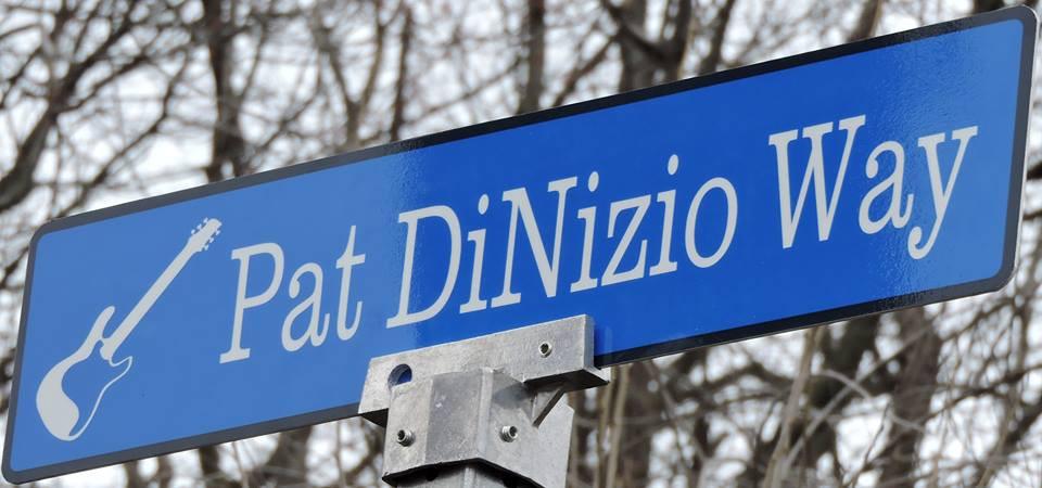 Pat DiNizio Way