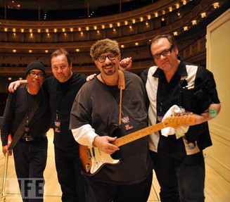 At Carnegie Hall, NYC
