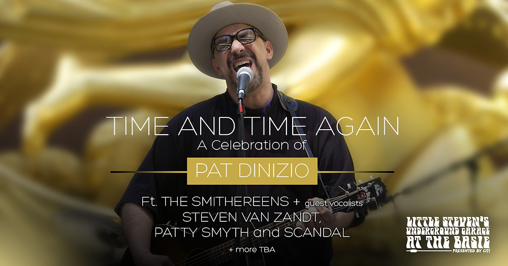 Time and Time Again: A Celebration of Pat DiNizio
