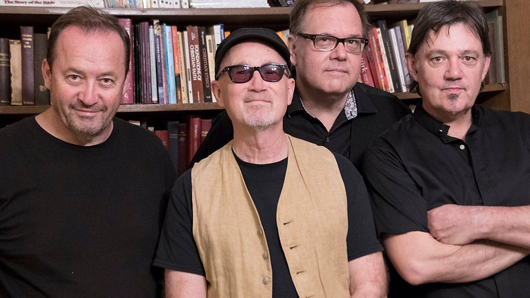 THE SMITHEREENS w/MARSHALL CRENSHAW in Rocklin, CA