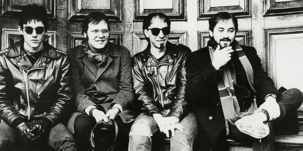 THE SMITHEREENS NJ HALL OF FAME INDUCTION