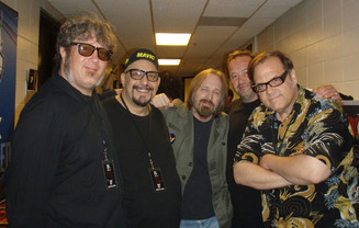 On tour with Tom Petty