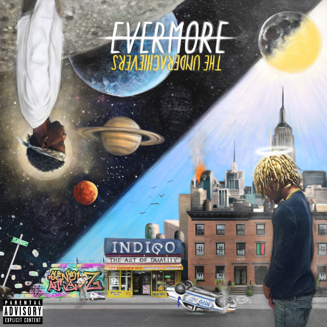 Evermore: The Art of Duality - The Underachievers