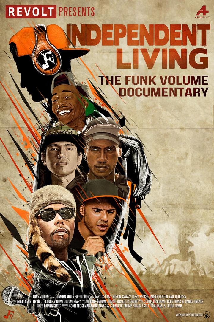 Funk Volume Documentary Poster