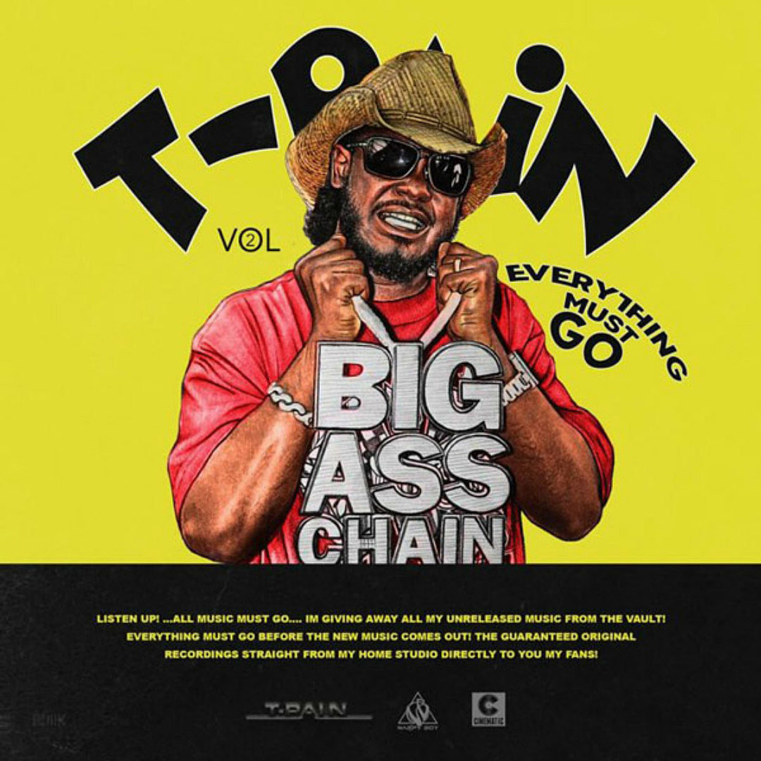 T-Pain - Everything Must Go Vol 2