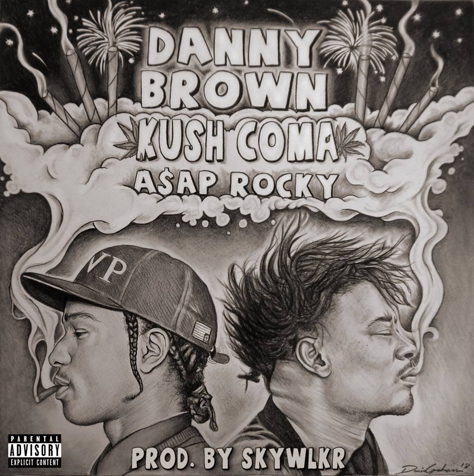 Kush Coma - A$AP Rocky X Danny Brown