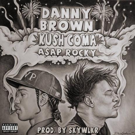 Kush Coma - A$AP Rocky X Danny Brown