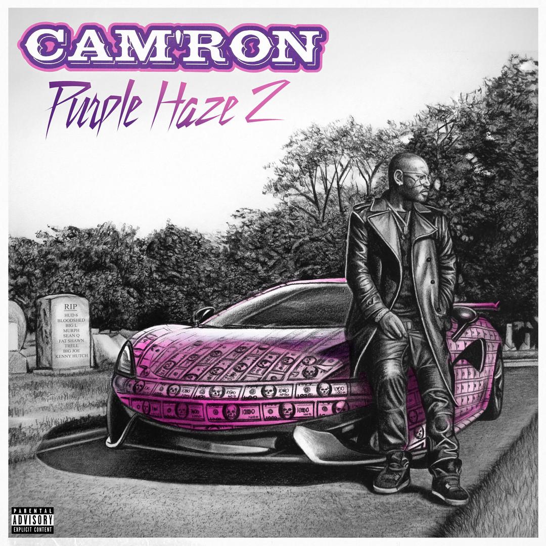 Cam'ron Purple Haze 2