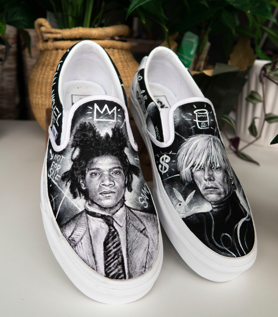 Basquiat & Andy