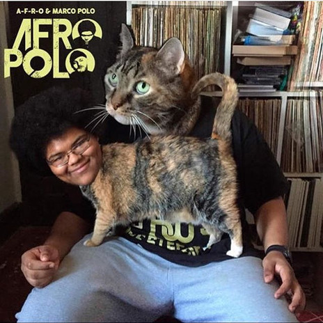 Afro Polo - All Flows Reach Out