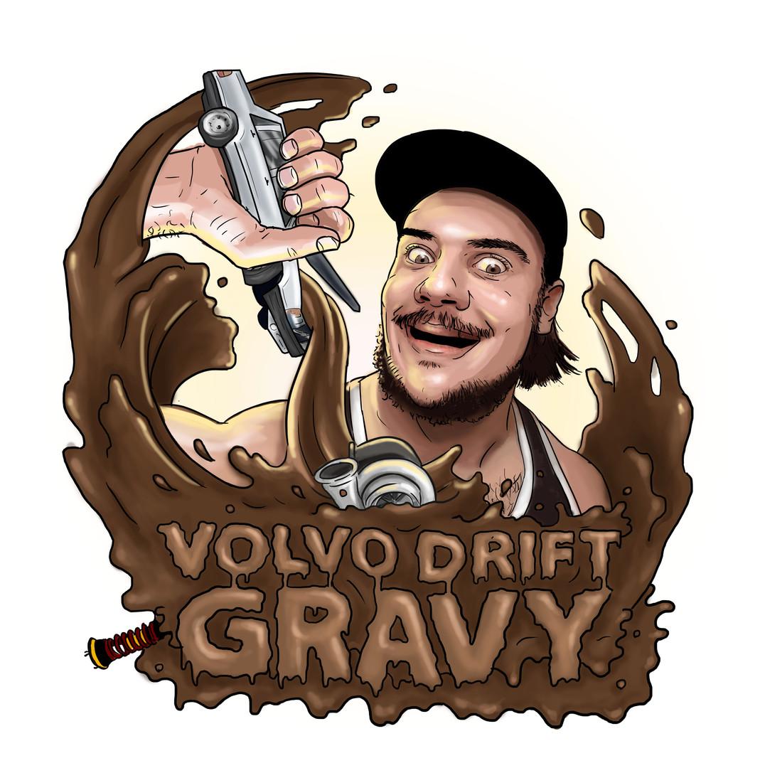 Volvo Drift Gravy