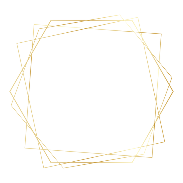 —Pngtree—gold frame  clipart png_5057042