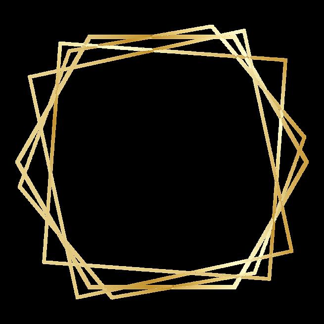 —Pngtree—gold frame  clipart png_5057042