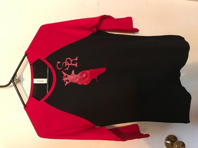 3/4 Sleeve Women's Raglan