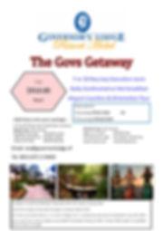01 Dec 2019 Advert The Govs Getaway PKG