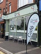 Gluten-Free cafe Biscuit