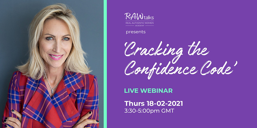 'Cracking the Confidence Code'