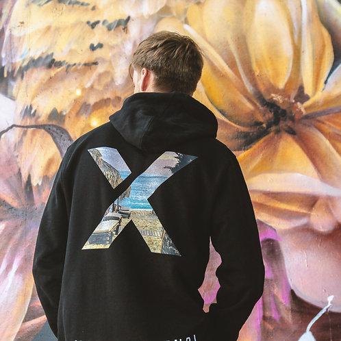 Unisex X Hoddie – Lifestyle
