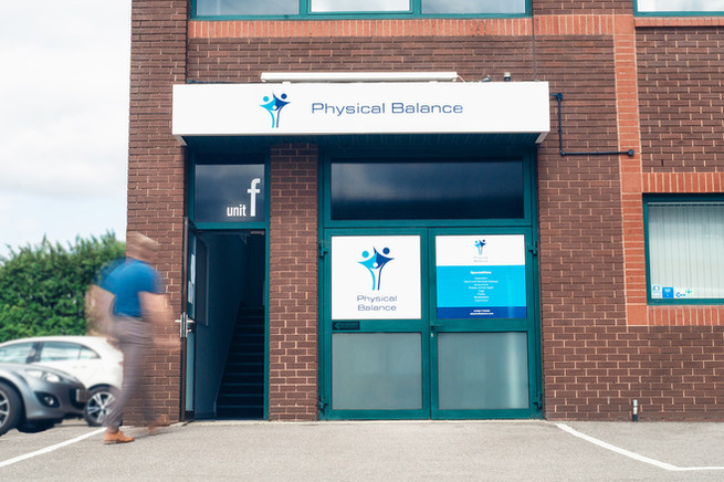 Physical Balance clinic