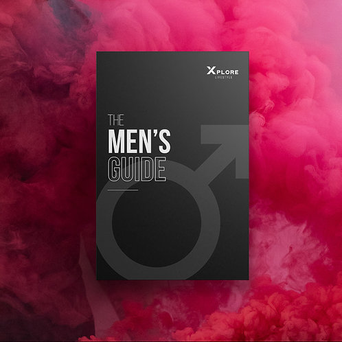 The Men's Guide E-Book