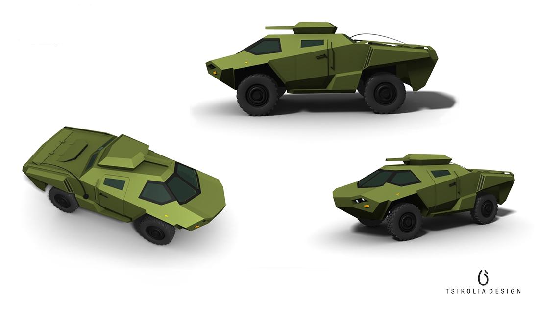 MORIELI Combat Reconnaissance Patrol