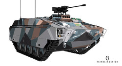 LAZIKA Infantry Fighting Vehicle