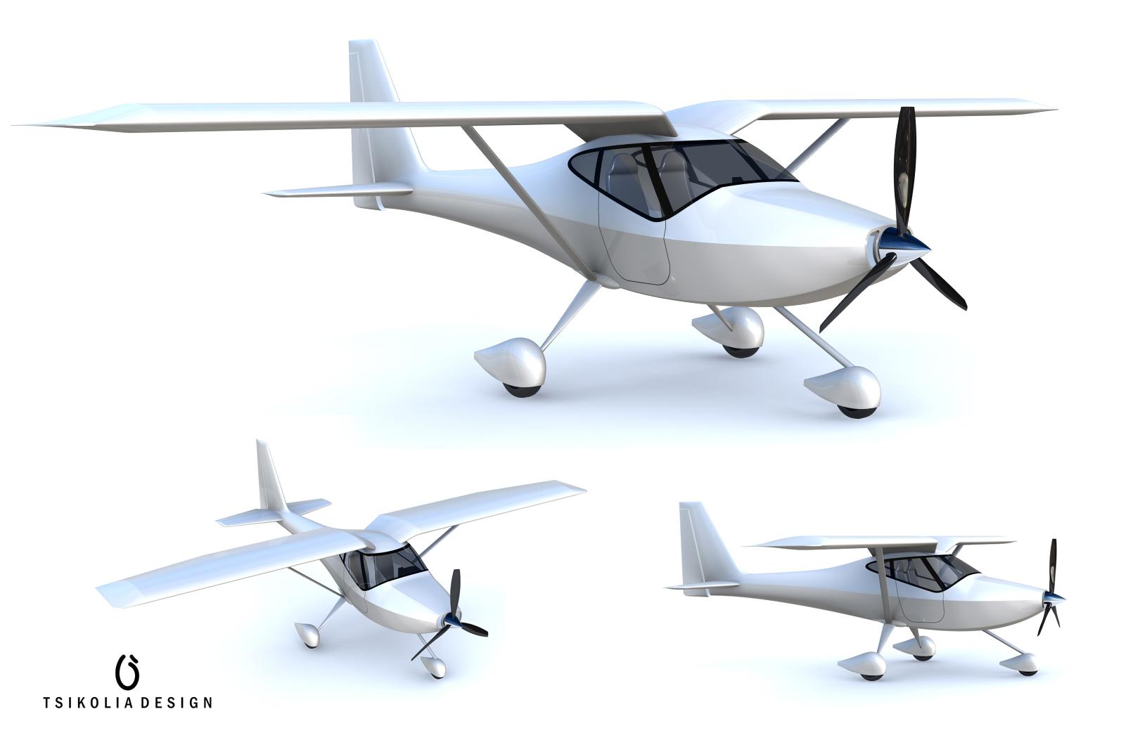 LSA airplane