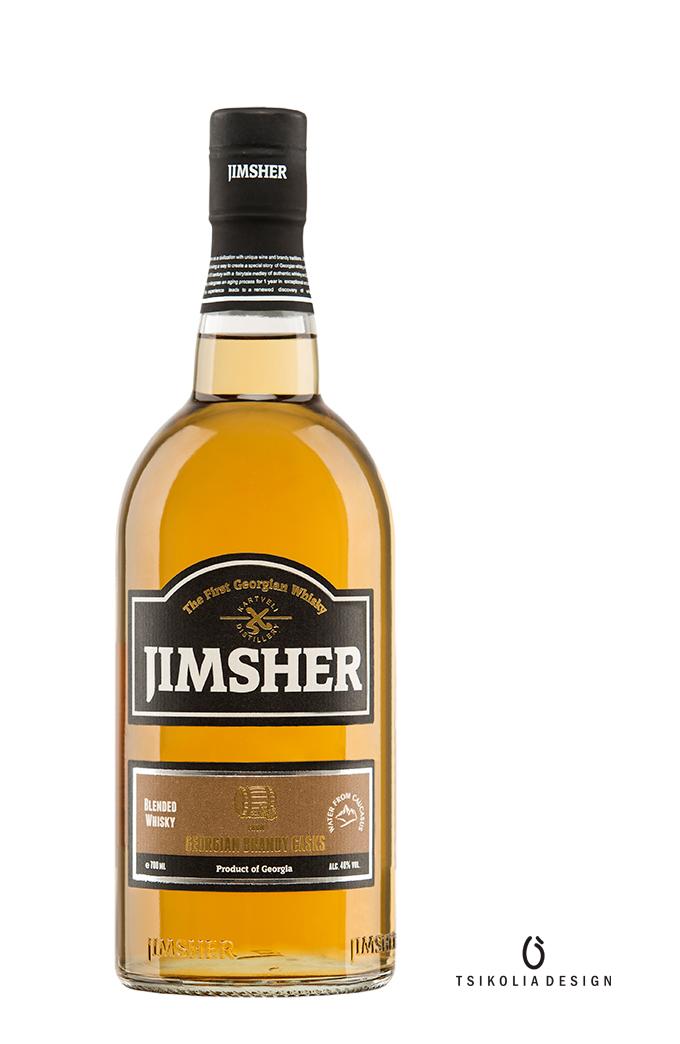 JIMSHER whisky