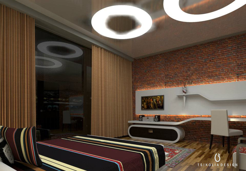 Boutique hotel concept design