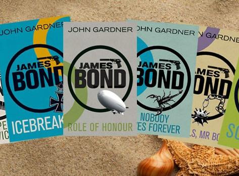James Bond continuation novels: John Gardner (Part 1)