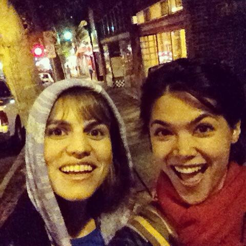 Lilan and Wilder at Sketchfest Seattle 2014!