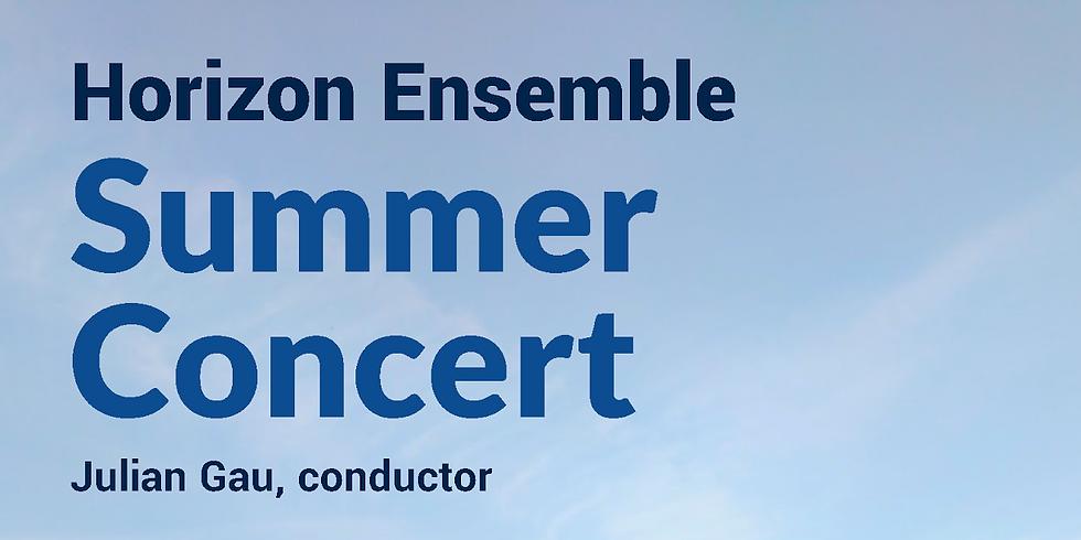 Horizon Ensemble Summer Concert
