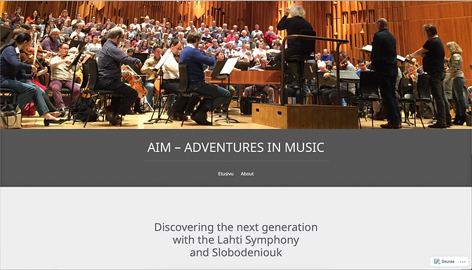 Adventures in Music Review