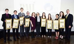 BMI Student Composer Awards 2017