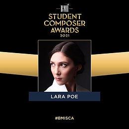 BMI Student Composer Awards 2021