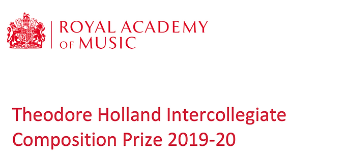 Theodore Holland Intercollegiate Composition Award