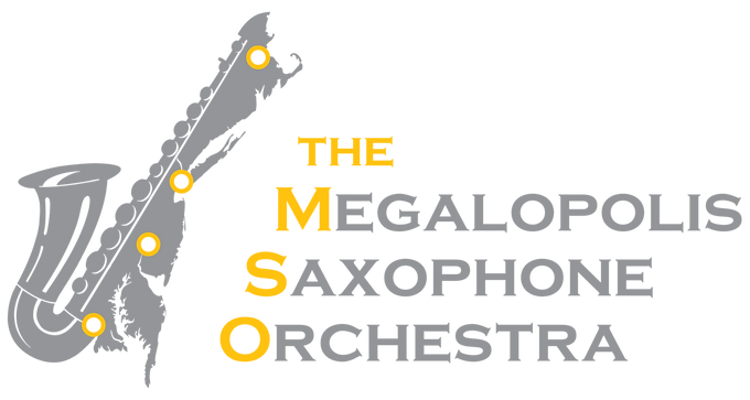 Collaboration with Megalopolis Saxophone Orchestra