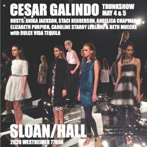 A Look at Designer Cesar Galindo