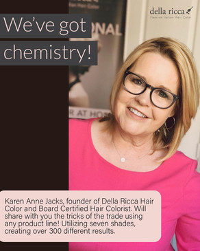 Woman Crush Wednesday: Karen Anne Jacks of Della Ricca Hair Color