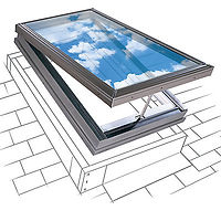 venting skylight