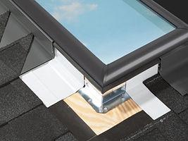 deck mount skylight
