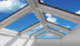 Hip Ridge Skylight